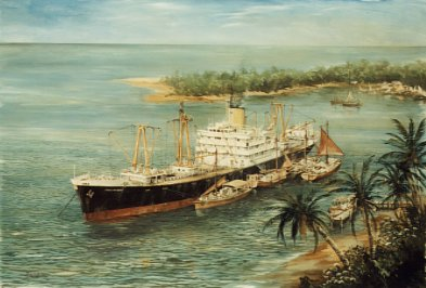 Fourah Bay limited edition print