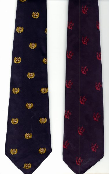 Fourah Bay & Elder Dempster ties